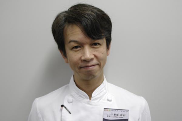 カフェドリンク講師兼開業・就職サポート 野坂幹也