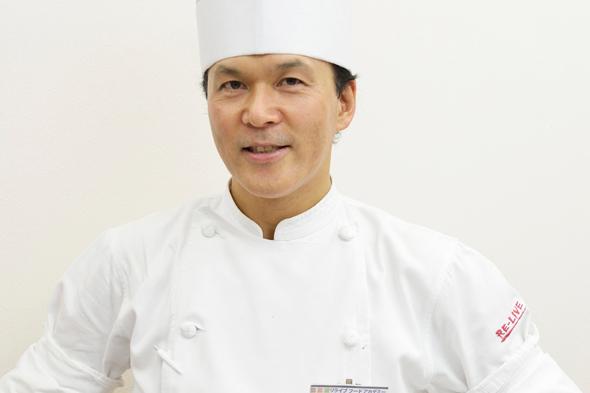 パティスリー兼直営店舗シェフパティシエ 藤田伸吾