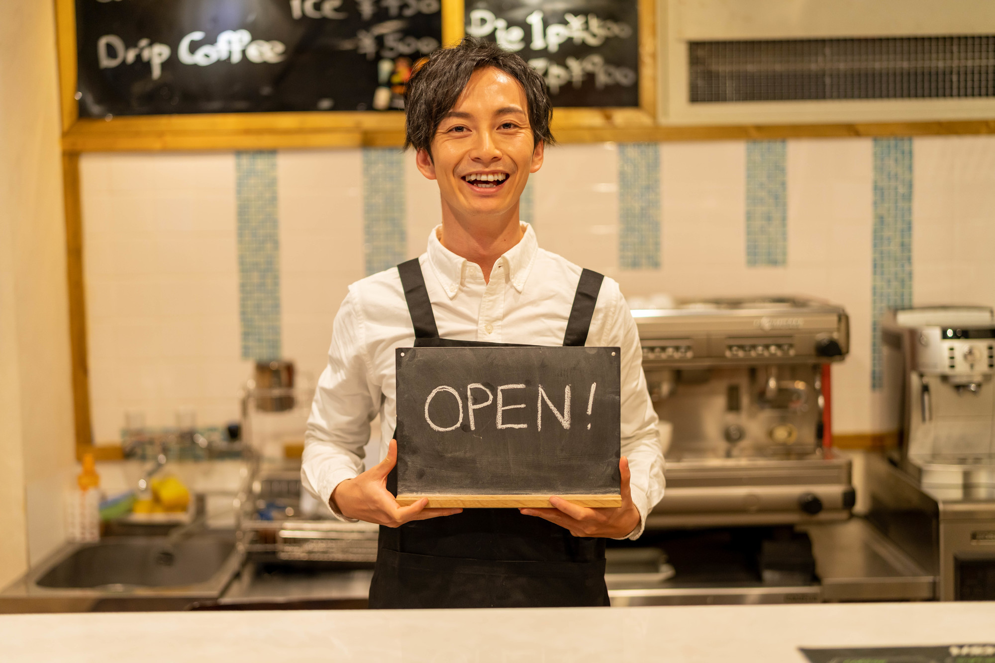 脱サラ後のカフェ開業で失敗する原因7つ!成功者はここまで準備している